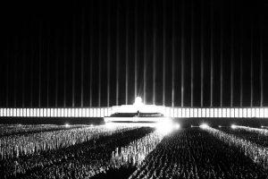 קתדרלת האורות, אלברט שפר, 1933-1938