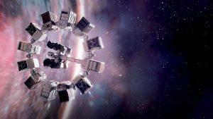 """אל האינסוף, מתוך הסרט """"בין כוכבים"""" מאת כריסטופר נולאן (Christopher Nolan)"""