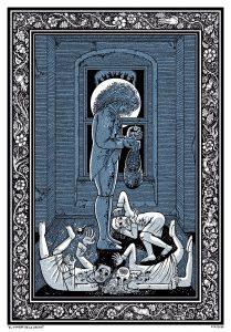 איש החול מאת א.ת.א. הופמן, מאת פליפה קמרגו רוחאס, הטרונימוס