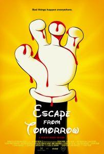 """""""הבריחה ממחר"""" (Escape from Tomorrow) בבימויו של רנדי מור (Randy Moore) (ארה""""ב, 2013)"""